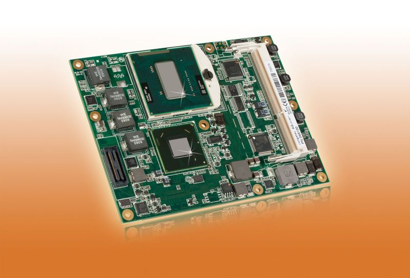 COM Express Type6 up to Intel® Core™ i7-2710QE
