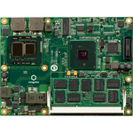 conga-BE57 module with Intel Core processor