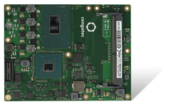 conga-TS370 Intel Coffee Lake COM Express module